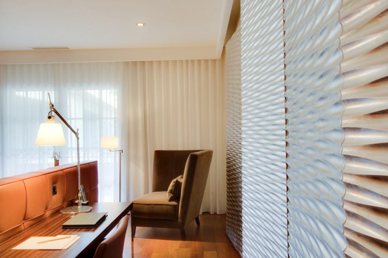 Maison pic bruno borrione for Hotel design valence